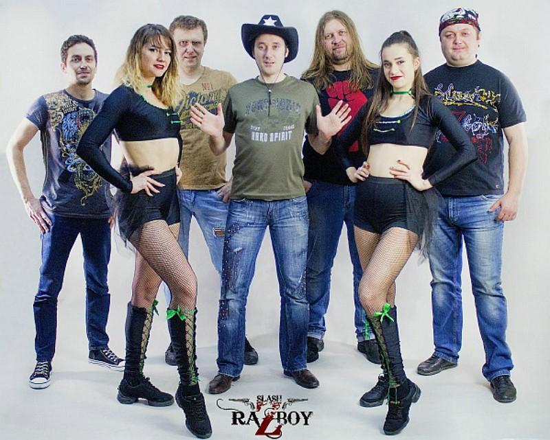 «Slash Razboy» (Ukraine)