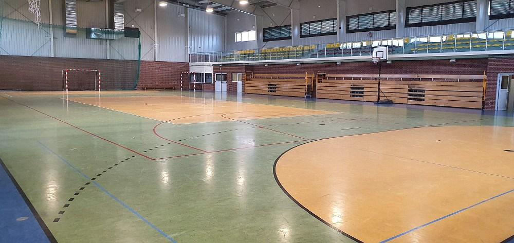 Сучасна шкільна спортзала школи Громадки