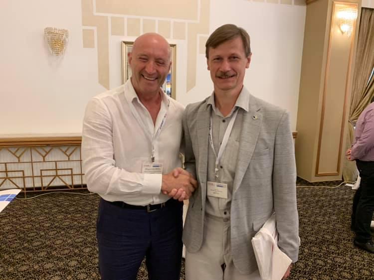Володимир Макуха і Благовест Белев - Volodymyr Makukha and Blagovest Belev