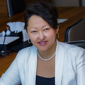 Лейла Батирбекова